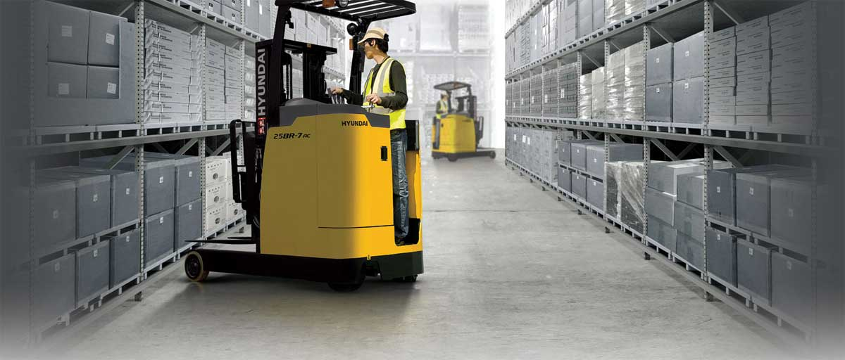 Forklift training by Zota Nigeria